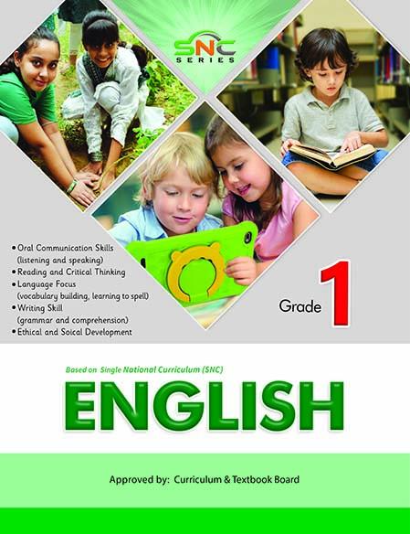 English Title Class 1