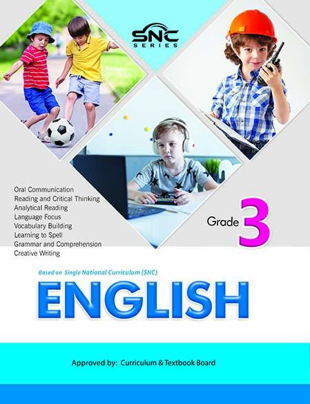 English Title Class 3
