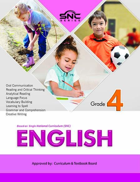 English Title Class 4
