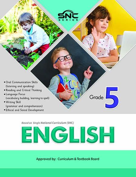 English Title Class 5