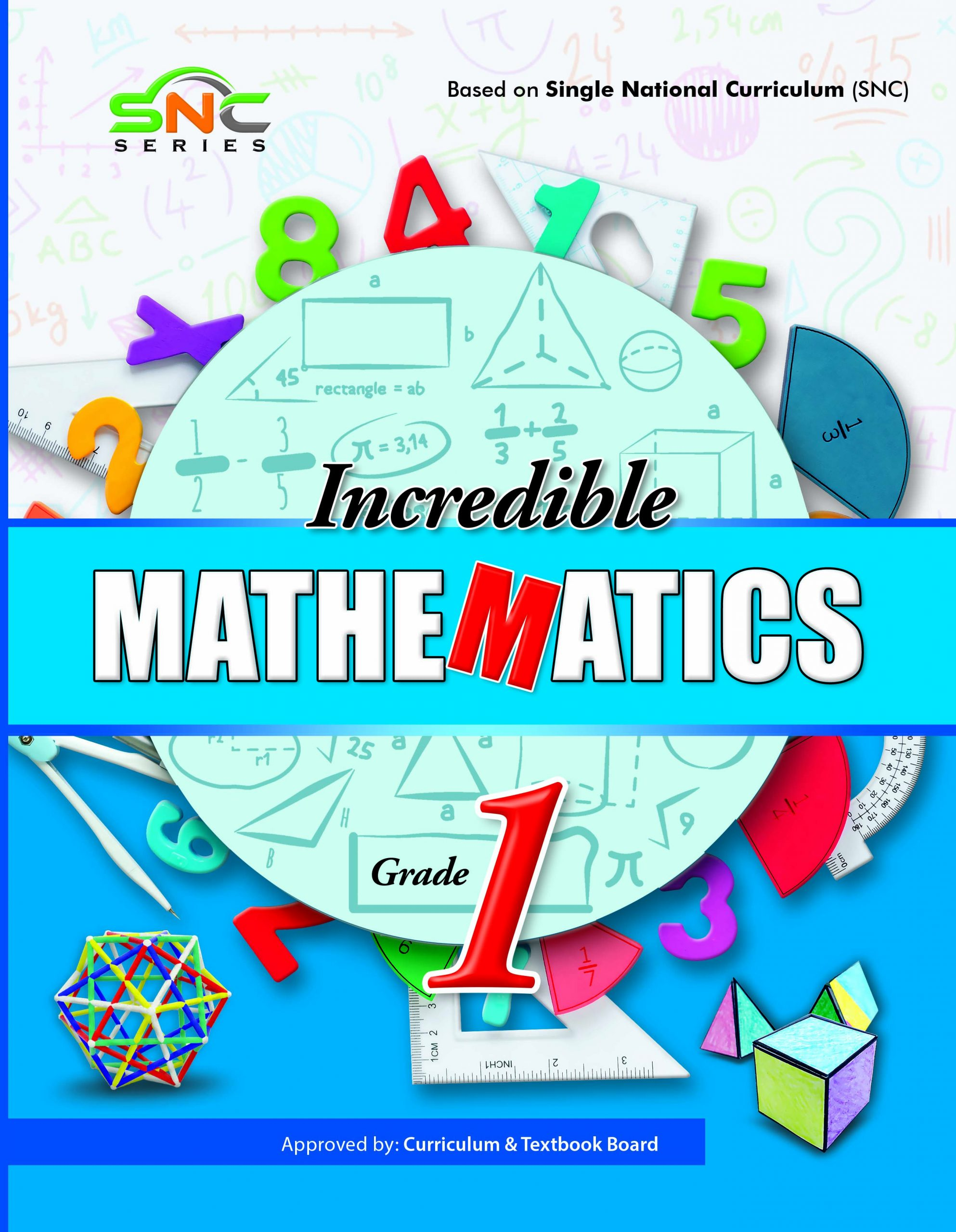 Mathemtatics 01 Title ( SNC Series )