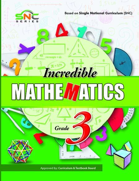 Mathemtatics 03 Title ( SNC Series )