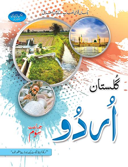 Gulstan Urdu 3 Title ( SNC Series )